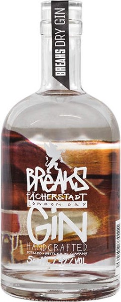 Breaks Gin Erde 0,5 Liter