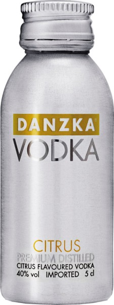 Danzka Vodka Citrus Mini 5cl