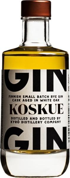 Kyrö Koskue Barrel Aged Gin Mini 0,1 Liter