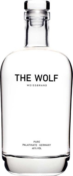 The Wolf Weissbrand 0,7l