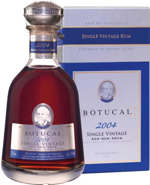 Ron Botucal Single Vintage Rum 2004 0,7 l