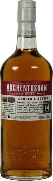 Auchentoshan Whisky Coopers Reserve 14 Jahre 0,7l