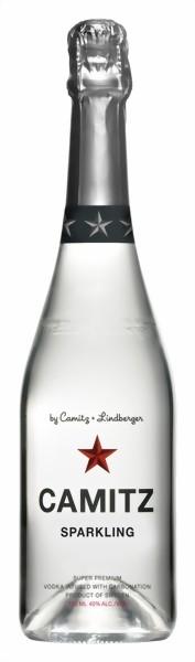 Camitz Sparkling Vodka 0,7 l