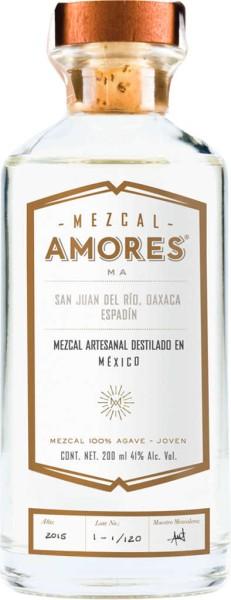 Amores Espadin Mezcal 0,2 Liter