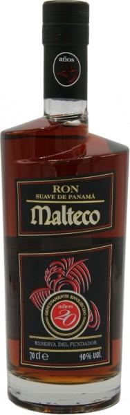 Malteco Rum Reserva del Fundador 20 Jahre 0,7 Liter