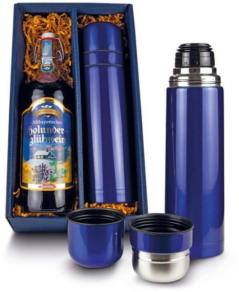 Blauer Glühweinduft in Geschenkbox 0,75l
