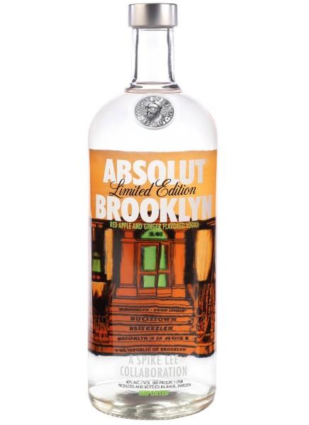 Absolut Vodka Brooklyn 1l