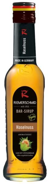 Riemerschmid Haselnuss Barsirup 0,25 Liter