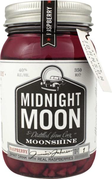 Midnight Moon Moonshine Raspberry 0,35l