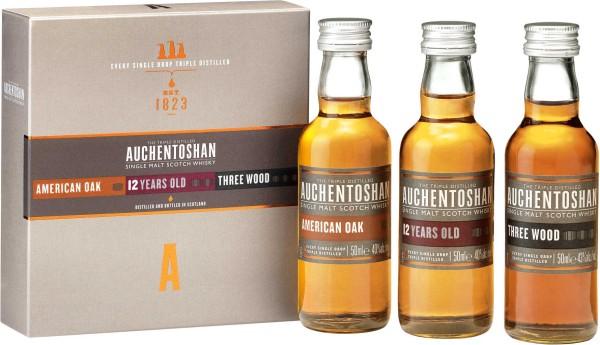 Auchentoshan 3er Gift Collection (3x0,05 l)
