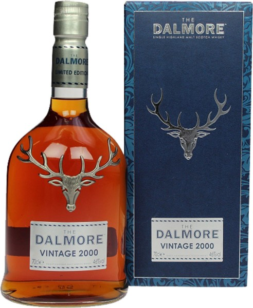 The Dalmore Vintage 2000 Single Malt