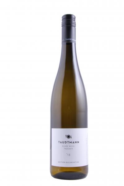 Taudtmann Weißwein Cuvée trocken 2013 0,75l