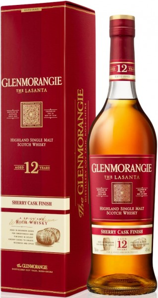 Glenmorangie Whisky Extra Matured The Lasanta