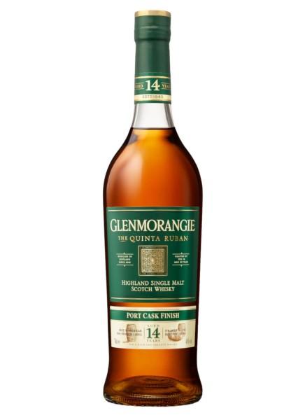 Glenmorangie Whisky Extra Matured The Quinta Ruban 0,7l
