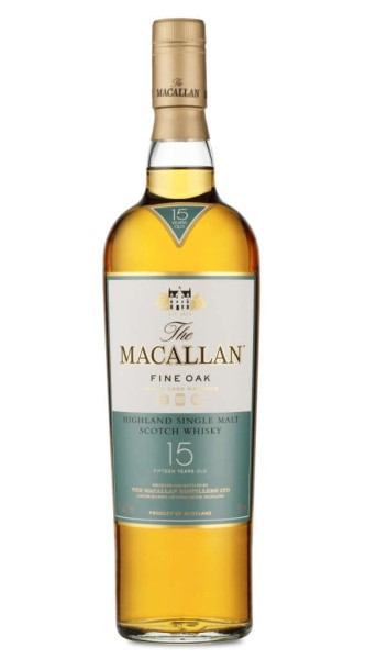 Macallan Fine Oak 15yrs. 0,7 l