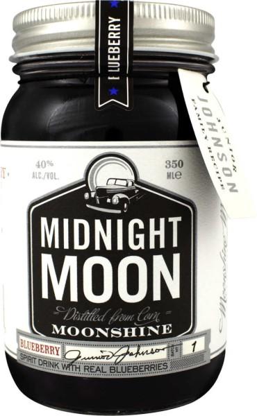 Midnight Moon Moonshine Blueberry 0,35l