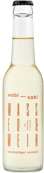 Wabisabi Weinschorle 0,275l