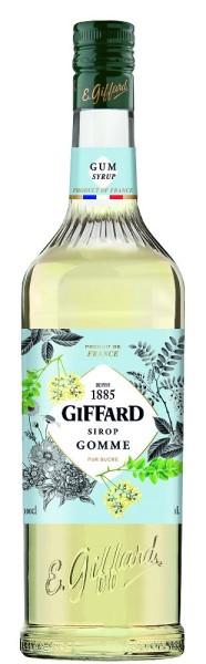 Giffard Gomme Sirup Orangenblüte 1 Liter
