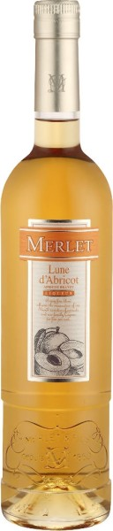 Merlet Likör Lune d'Abricot 0,7l