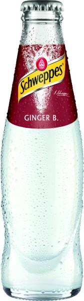 Schweppes Ginger B. 0.2 l