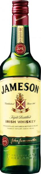 Jameson Irish Whisky 0,7 l