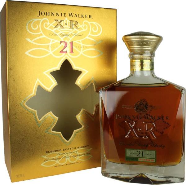 Johnnie Walker Whisky XR 21 Jahre 0,7l
