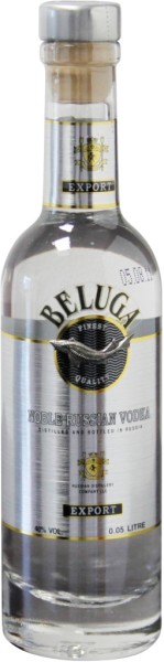 Beluga Noble Vodka Mini