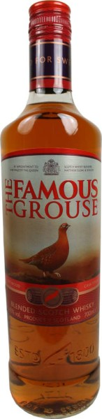 The Famous Grouse Whisky Port Wood Finish 0,7l