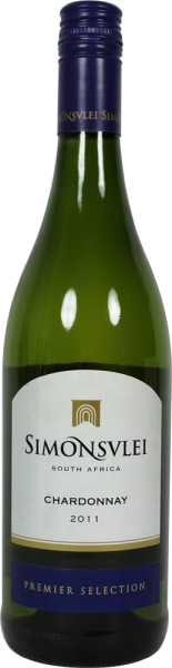 Simonsvlei Premier Selection Chardonnay 2011