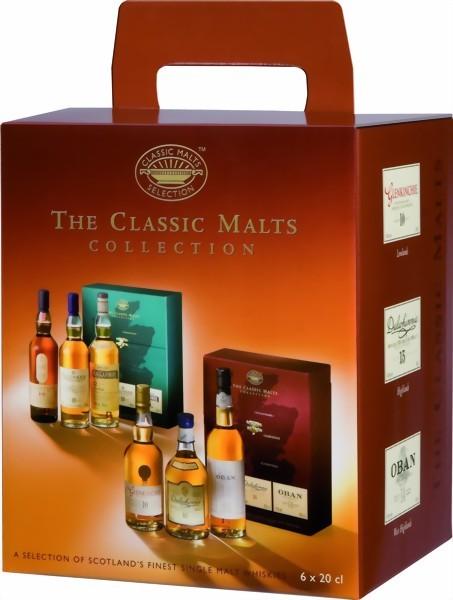 Classic Malt Set The Six