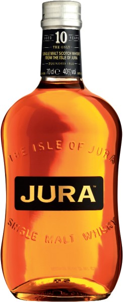 Isle of Jura Whisky Origin 10 Jahre 0,2l