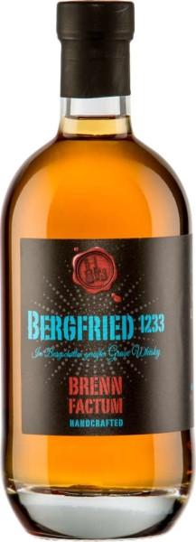 Bergfried Grain Whisky 0,5l