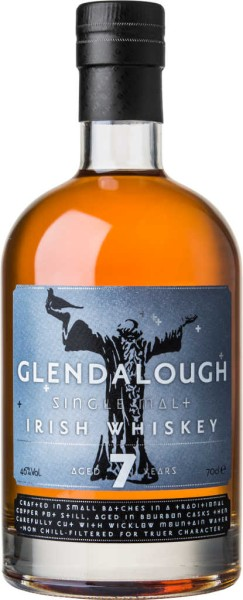 Glendalough Whiskey 7 Jahre 0,7l