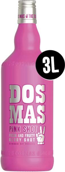 DOS MAS Pink Shot 3 l
