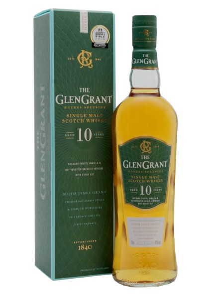 Glen Grant 10 Jahre