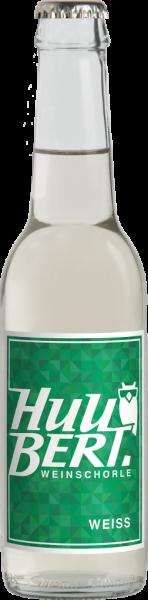 Huubert Weißweinschorle 0,275l