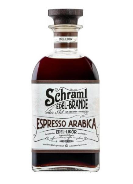 Schraml Espresso Arabica Likör 0,5 Liter