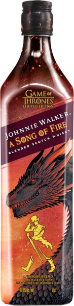 Johnnie Walker Whisky A Song of Fire 0,7l