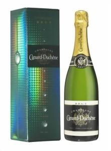 Canard Duchene Champagner Brut Geschenkverpackung