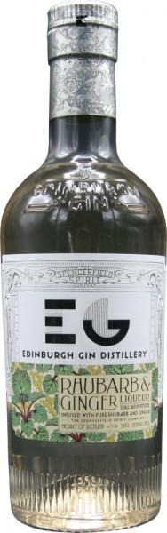Edinburgh Rhubarb Ginger Gin Likör 0,5l