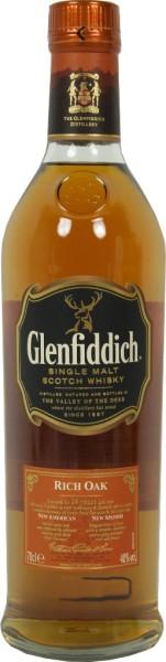 Glenfiddich 14 Jahre Rich Oak 0,7l