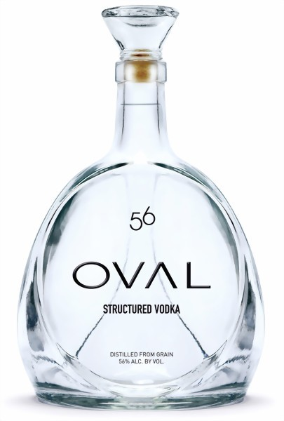 Oval 56 Vodka 0,7l
