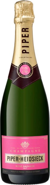 Piper Heidsieck Champagner Rosé Sauvage 1,5 l