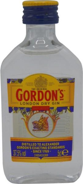 Gordons Dry Gin Mini 5cl