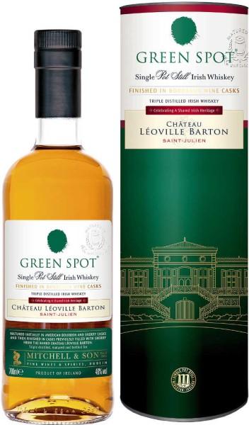 Green Spot Whiskey Chateau Leoville Barton 0,7l