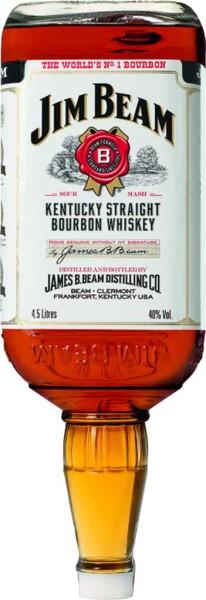 Jim Beam White 4,5 Liter