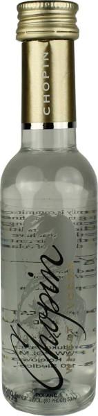 Chopin Wheat Vodka Mini 5cl