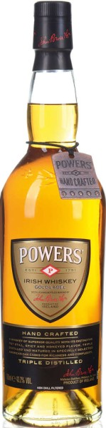 Powers Whiskey Gold Label 0,7l
