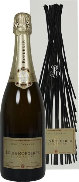 Louis Roederer Brut Premier 0,75 Liter in Geschenkpackung