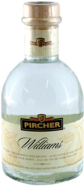 Pircher Williamsbirne in der Apothekerflasche 0,7l